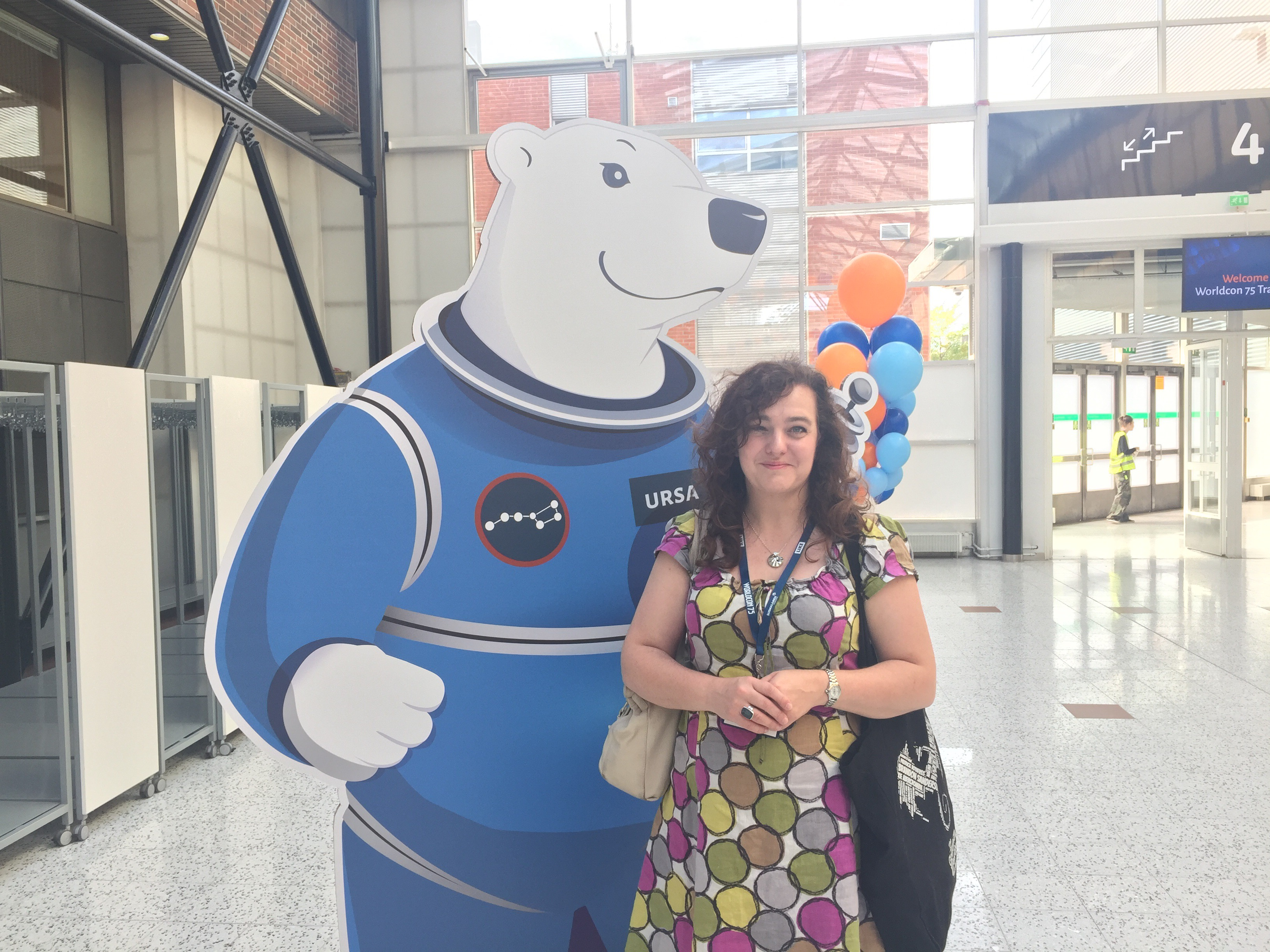 A Tale of Two Cons: Nine Worlds 2017 and WorldCon 75
